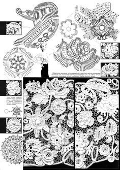 russian crochet inspiration                                                                                                                                                                                 More