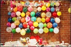 Decoración con Globos - Tendenzias.com