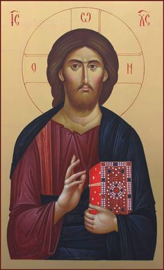Christ Is Risen, Jesus Christ, Christ Pantocrator, Roman Church, Images Of Christ, Trinidad, Byzantine Icons, Orthodox Christianity, Stained Glass Projects