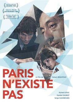 Paris n'existe pas affiche