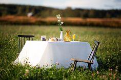 Liplatus tablecloth. 100% linen. #jokipiinpellava #finnishdesign #tablesetting #linen #kitchen