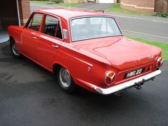 Popular-Classics :: View topic - 1966 Mk1 GT Cortina