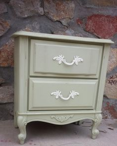 Sold Shabby Chic Furniture  French Country  by SimpleRoute on Etsy