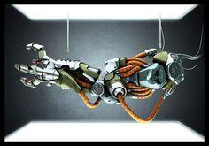 Bionic Commando on Behance