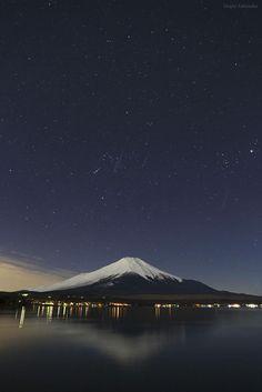Quadrantid Meteors over Japan by Yuichi Takasaka (TWAN)