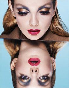 #Makeup #fashion
