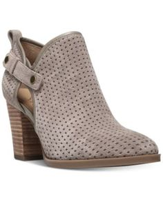 ff5f40d2663 Franco Sarto Dakota Perforated Ankle Booties  77.40 Pair Franco Sarto s  Dakota ankle booties with everything from