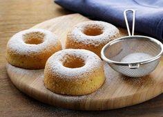 Bizcochitos azucarados