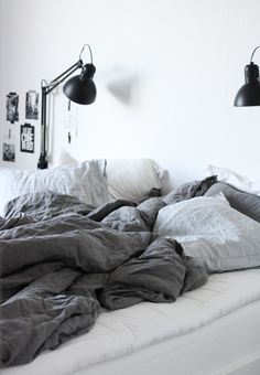 We can wake up together on a bed similar to this.