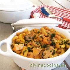 Fideuá » Divina CocinaRecetas fáciles, cocina andaluza y del mundo. » Divina Cocina