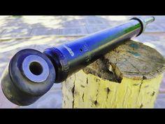 ОТЛИЧНАЯ САМОДЕЛКА ИЗ СТАРОГО АМОРТИЗАТОРА!!!Сделай полезный инструмент!!! - YouTube Homemade Tools, Diy Tools, Welding Bench, Metal Working Tools, Garage Tools, Metal Detecting, Inventions, Workshop, Welding Tools