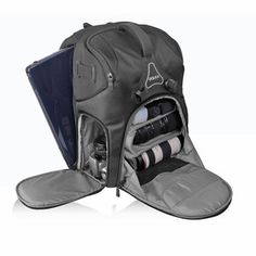 Travel Camera Backpack Large now featured on Fab.