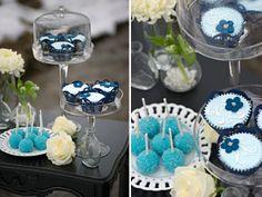 Calgary Sweets & Treats Wedding Dessert Table www.MadamPaloozaEmporium.com www.facebook.com/MadamPalooza