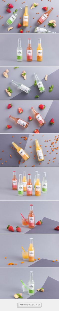 Realist Craft Beverage Packaging by Wulcan Creative | Fivestar Branding Agency – Design and Branding Agency & Curated Inspiration Gallery #beveragepackaging #packaging #package #packagedesign #packagingdesign #design #designinspiration
