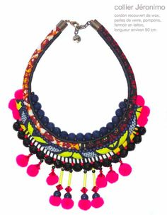 >>>Cheap Sale OFF! >>>Visit>> Maasai children Kenya Our WE ♥ AFRICA week wouldnt be complete without this fascinating continents wonderful jewellery. Textile Jewelry, Fabric Jewelry, Tribal Jewelry, Jewelry Art, Beaded Jewelry, Jewelry Accessories, Jewelry Design, Collar Diy, Maxi Collar