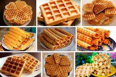 Как приготовить вафли с помощью электровафельницы Mahi Mahi, Waffles, Cooking, Breakfast, Health, Recipes, Food, Kitchen, Morning Coffee