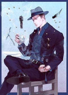 - an implicit threat. - (Commission_ X-MEN: Days of Future Past - Erik Magnus Lehnsherr.)