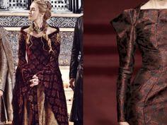 Zac Posen for Cersei Lannister