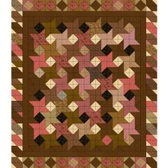 Chisel Star Quilt Pattern (FN-001)