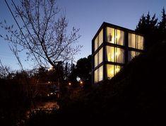 8bd15  dezeen Casa Arco by Pezo von Ellrichshausen 15 Casa Arco Residence Design by Pezo von Ellrichshausen