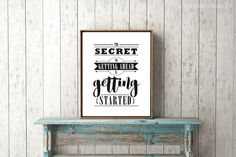 Printable Art – Getting Started via @akadesigndotca