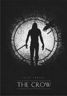 Classic Movie Posters Bestselling poster prints by Retina Creative Power Rangers, Crows Drawing, Crow Movie, The Crow, Crow Art, Classic Movie Posters, Horror Posters, Horror Books, Vintage Witch