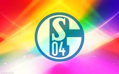 Wandtattoo - FC Schalke 04 Wandsticker 1. Bundesliga Club & Verein ...