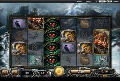 Hrací automat Viking Vanguard - Viking Vanguard je jedinečný hrací automat od společnosti WMS Gaming a je to první hra s nezvyklým počtem válců a řádků.