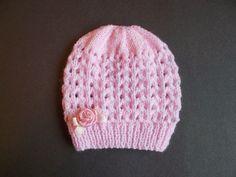 marianna's lazy daisy days: Melika Baby Hat