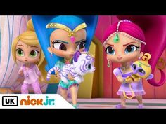 Zeta steals Shimmer, Shine, and Leah's wishing star, and they must get it back before Zeta makes a wish! For more Nick Jr. Nickelodeon Videos, Knight Squad, Rocko's Modern Life, Double Dare, Nick Jr, Shimmer N Shine, Thomas And Friends, Spongebob Squarepants, Sleepover