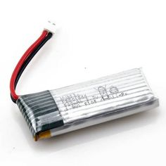 Hubsan X4 Plus H107P RC Quadcopter Spare Parts 3.7V 520mAh Lipo Battery H107P-09  Description: Brand Name: Hubsan Item NO.: H107P-09 Item Name: Lipo Battery Capacity: 3.7V 520mAh Dimension: Usage: For Hubsan X4 Plus H107P RC Quadcopter Package Included: 1 x battery