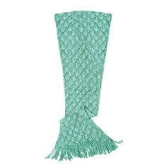 Look what I found on Seafoam Knit Mermaid Tail Blanket - Adult Knitted Mermaid Tail Blanket, Mermaid Pillow, Mermaid Gifts, Yarn Bombing, Mermaid Tails, Cozy Blankets, Silver Sequin, Knitting Patterns, Nathan Drake