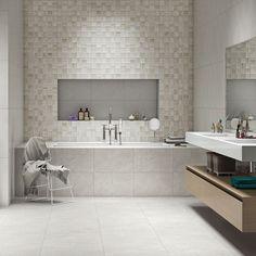Floor: Grey/Wall: Grey & Dama, Crossville