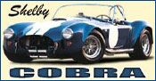1965 Shelby Cobra - My personal favorite!!!