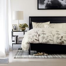 Lang Bed | Crate and Barrel