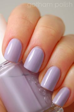 Essie - Lilacism .... why am i so obsessed with essie?