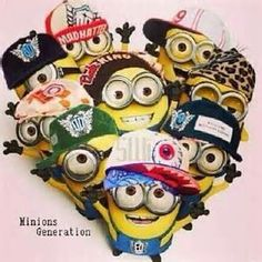 gangster minions!
