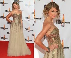 MAHALO FASHION: THE 43RD ANNUAL COUNTRY MUSIC AWARDS