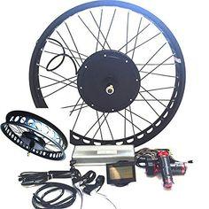 3000W Hub Motor Ebike Kit vélo électrique moteur Kit de conversion pour cyclisme + LCD+ Disc Brake Rear Wheel Theebikemotor: Please contact…