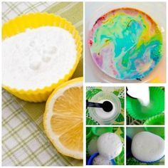 20 Kitchen Science Experiments for Kids