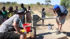 Water Wells for Africa - YouTube