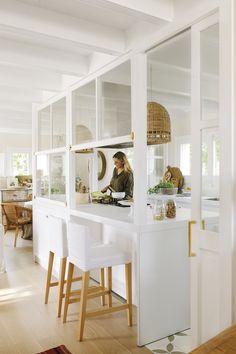 √ Scandinavian Kitchen Design For Your Lovely Home - Boxer JAM Küchen Design, House Design, Design Case, Modern Design, Design Ideas, Sweet Home, Scandinavian Kitchen, Design Your Home, Interior Design Kitchen