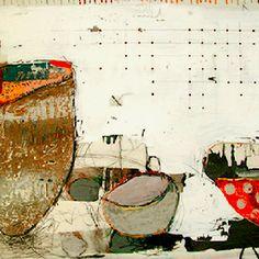 Vessels: Ratis 3 by Jylian Gustlin  http://www.jyliangustlin.com/  http://www.jyliangustlin.com/vessels11.html