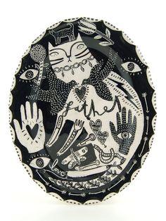 Vicky Lindo   Ceramics at The Pigeon Club Pottery in Bideford, North Devon.
