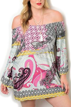 http://www.dhstyles.com/Black-Magenta-Plus-Size-Sexy-Slinky-Mixed-Print-Of-p/s.v.-1238x-black-magenta.htm