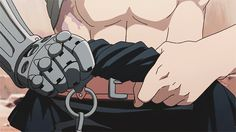 Shirtless Edward Elric because, why not? <- I saw the description for this pin and I was like yeeeesssssss...