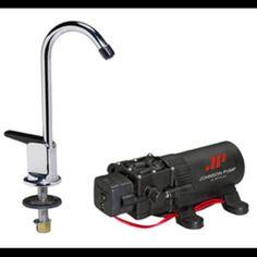 Jabsco 36600 belt driven diaphragm bilge pump 12v products johnson pump 11 pump faucet combo 12v ccuart Gallery