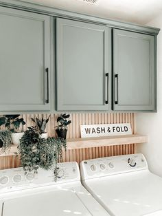 Laundry Room Remodel, Laundry In Bathroom, Washroom, Laundry Rooms, Home Renovation, Home Remodeling, Laundry Room Inspiration, Welcome To My House, Laundry Room Design