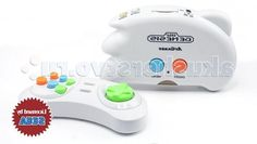 Sega Игровая приставка Genesis Nano Trainer + 40 игр (геймпад, Av кабель)