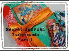 Secret Journal - Backgrounds 1 - YouTube